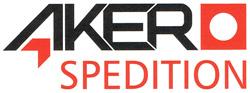Logo der Spedition Aker